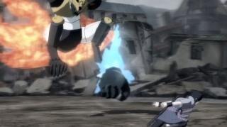 Naruto Shippuden Ultimate Ninja Storm Revolution Mecha Naruto