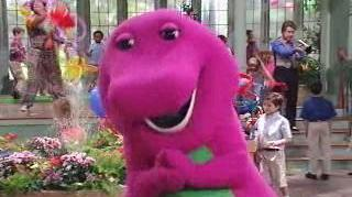 Barney Best Manners Your Invitation To Fun