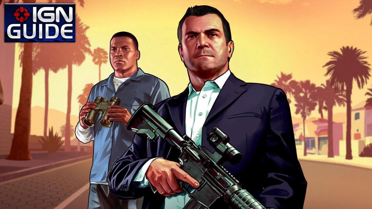 GTA 5 Walkthrough - Story Mission Father Son