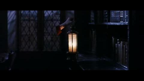 Harry Potter and the Sorcerer's Stone - The restricted section
