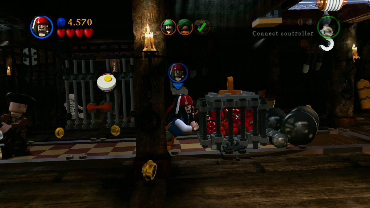 NextGenWalkthroughs LEGO PotC - Pt. 4 - Ch