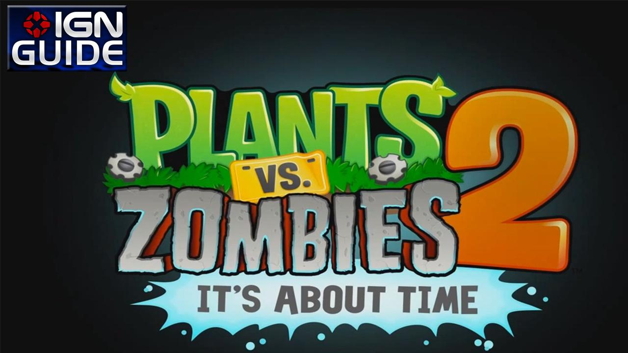 Plants vs Zombies 2 Walkthrough - Ancient Egypt Day 08