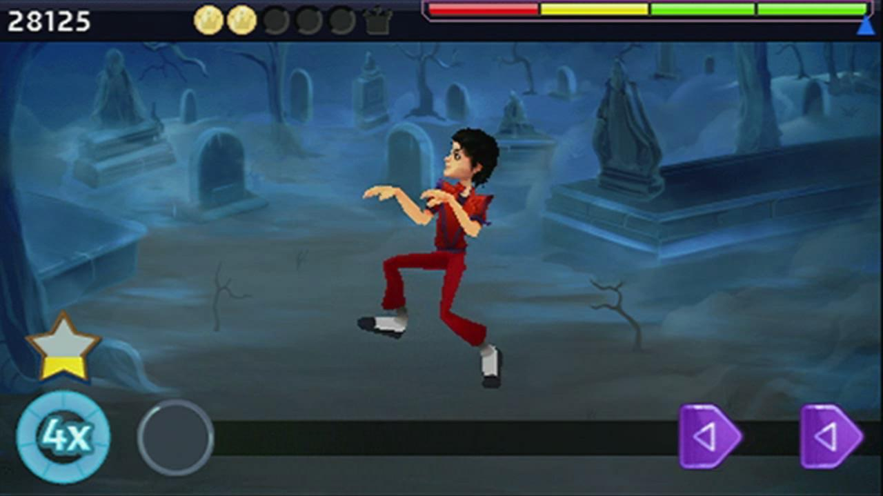 Michael Jackson The Experience Thriller Gameplay