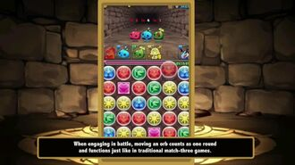 Puzzle and Dragons - Game Mechanics