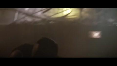Batman Begins - Fighting Ra's Al Ghul's henchmen