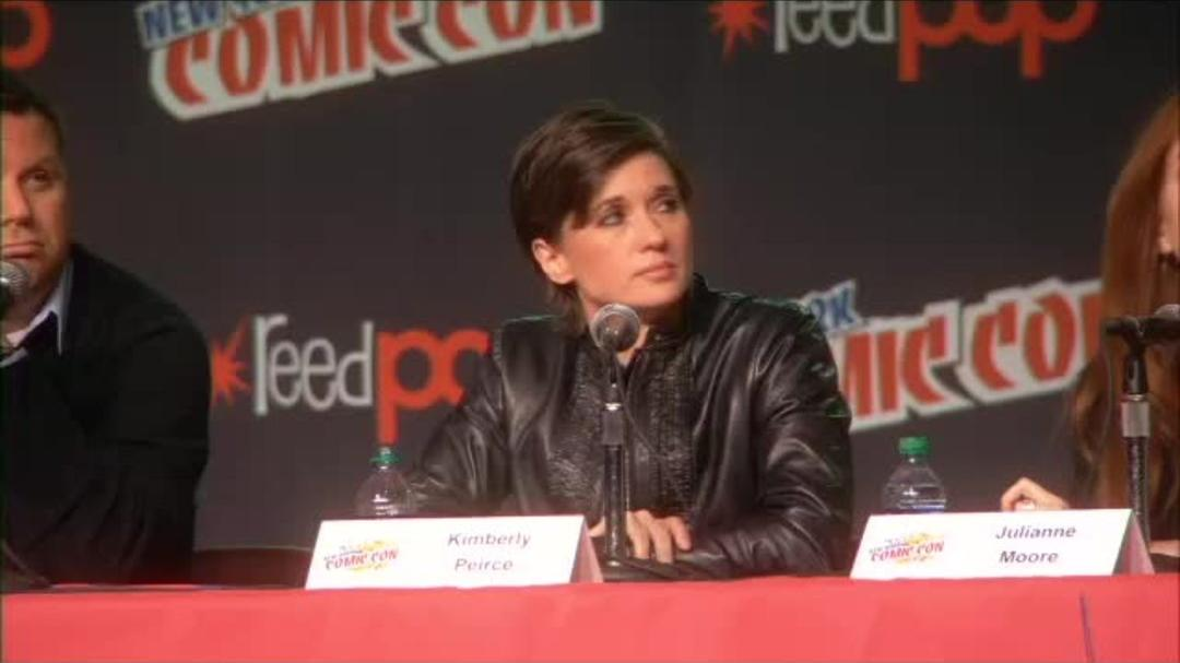 Carrie NY Comic-Con Panel 5