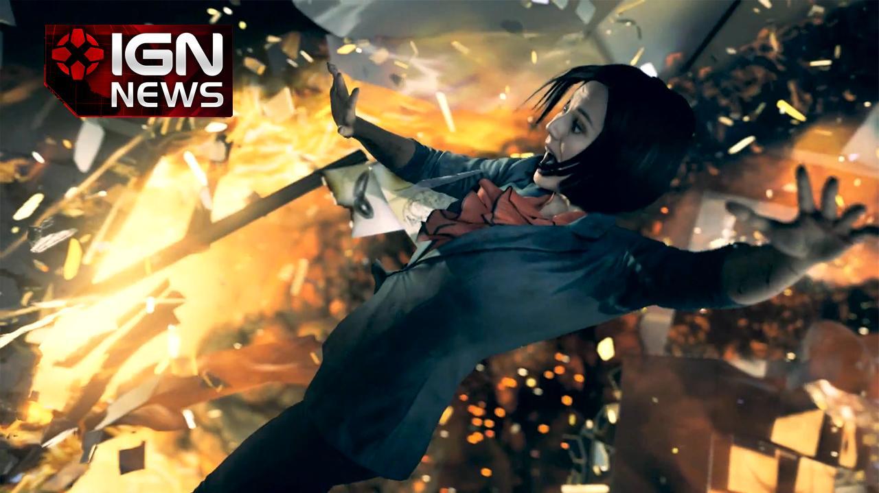 IGN News New Quantum Break Details Released - E3 2013