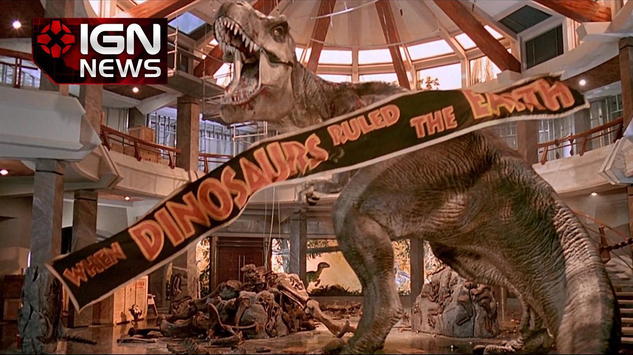 Jurassic Park Used Animal Sex Sounds