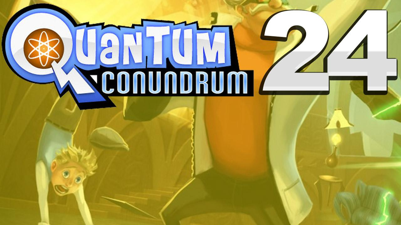 Quantum Conundrum The Odds Are Stacked Against You Gameplay Walkthrough (Part 24 51)