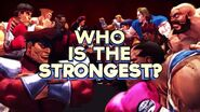 Ultra Street Fighter IV - Edition Select Trailer