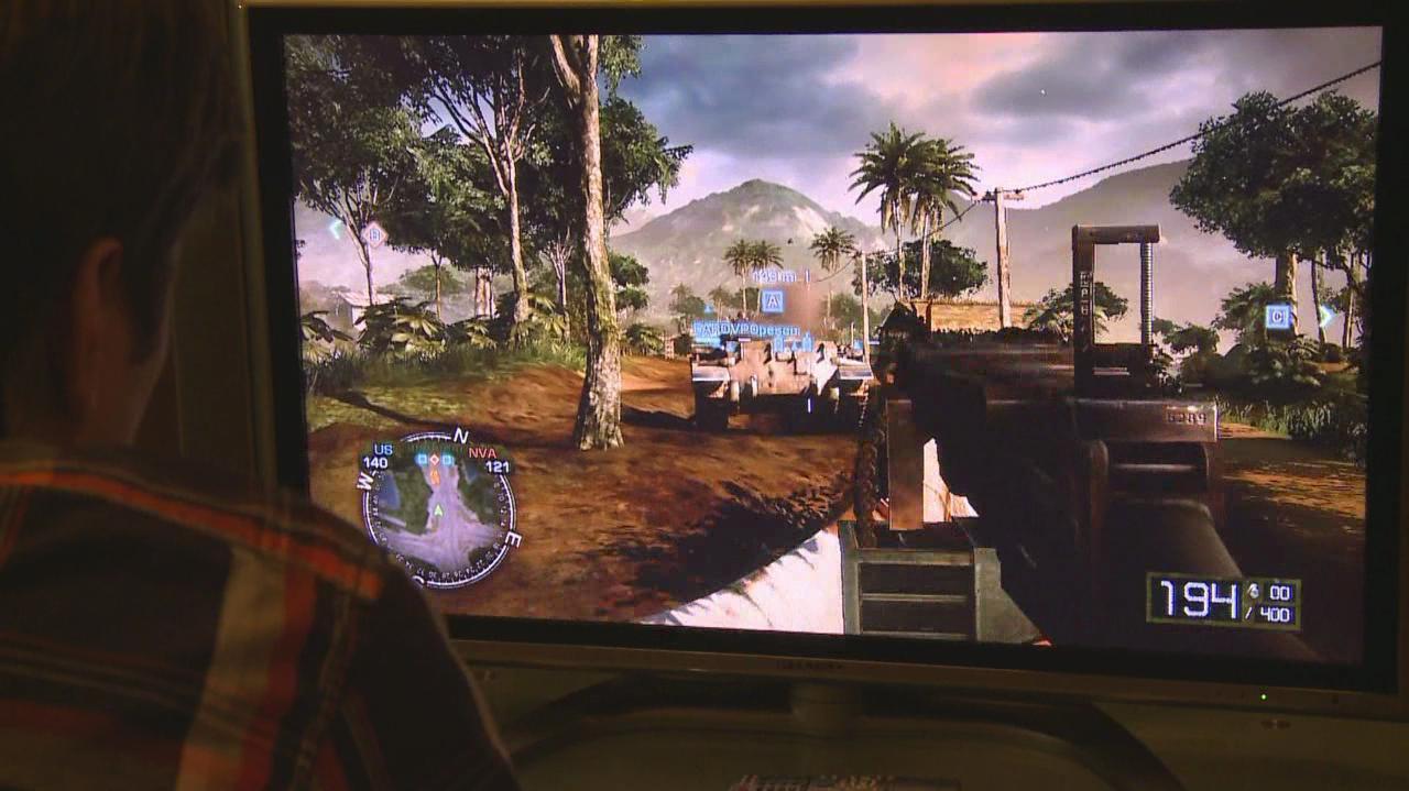 Battlefield Bad Company 2 -- Vietnam - Versus Tank