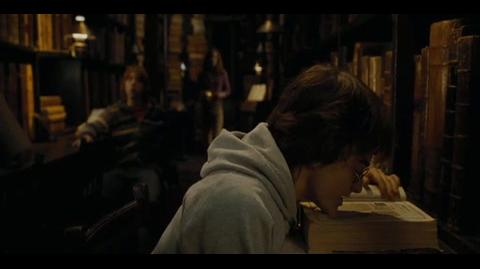 Harry Potter and the Goblet of Fire - Figuring out the second task