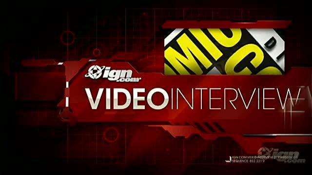 Iron Man 2 Movie Interview - SDCC 09 Sam Rockwell