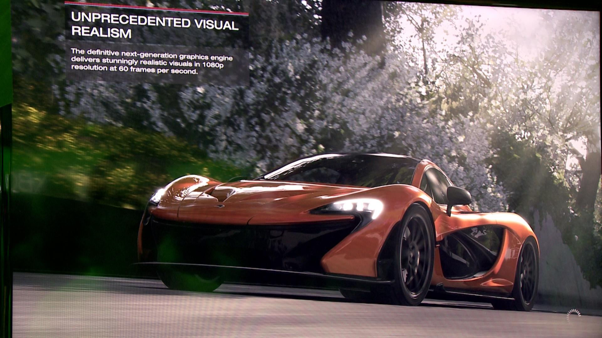 Forza Motorsport 5 - Chase Cam Gameplay - Offscreen - E3 2013