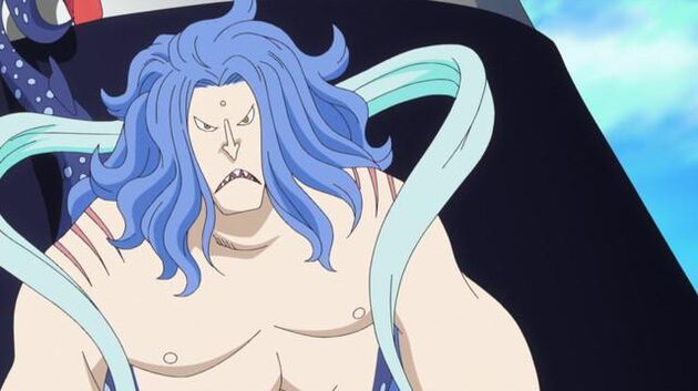 One Piece - Episode 533 - It's an Emergency! the Ryugu Palace Is Occupied!