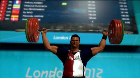 London 2012 The Official Video Game of the Olympic Games (VG) (2012) - London Is Ready trailer