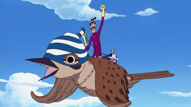 One Piece - Episode 212 - A Barrage of Red Cards in Groggy Ring!