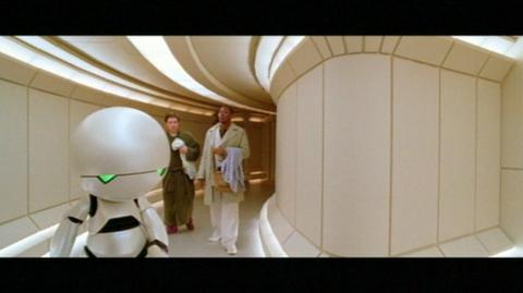 The Hitchhiker's Guide to the Galaxy (2005) - Clip Ushering Hitchhikers