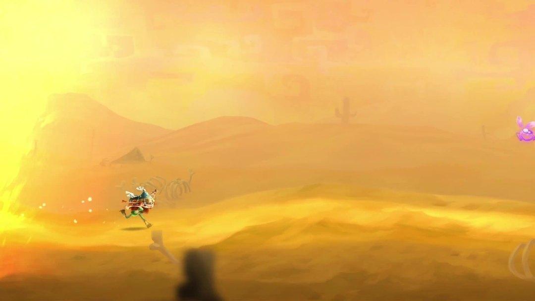 Rayman Legends Mariachi Madness Walkthrough