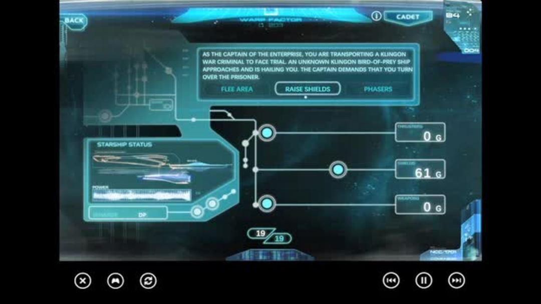 Star Trek Into Darkness - The SmartGlass Experience