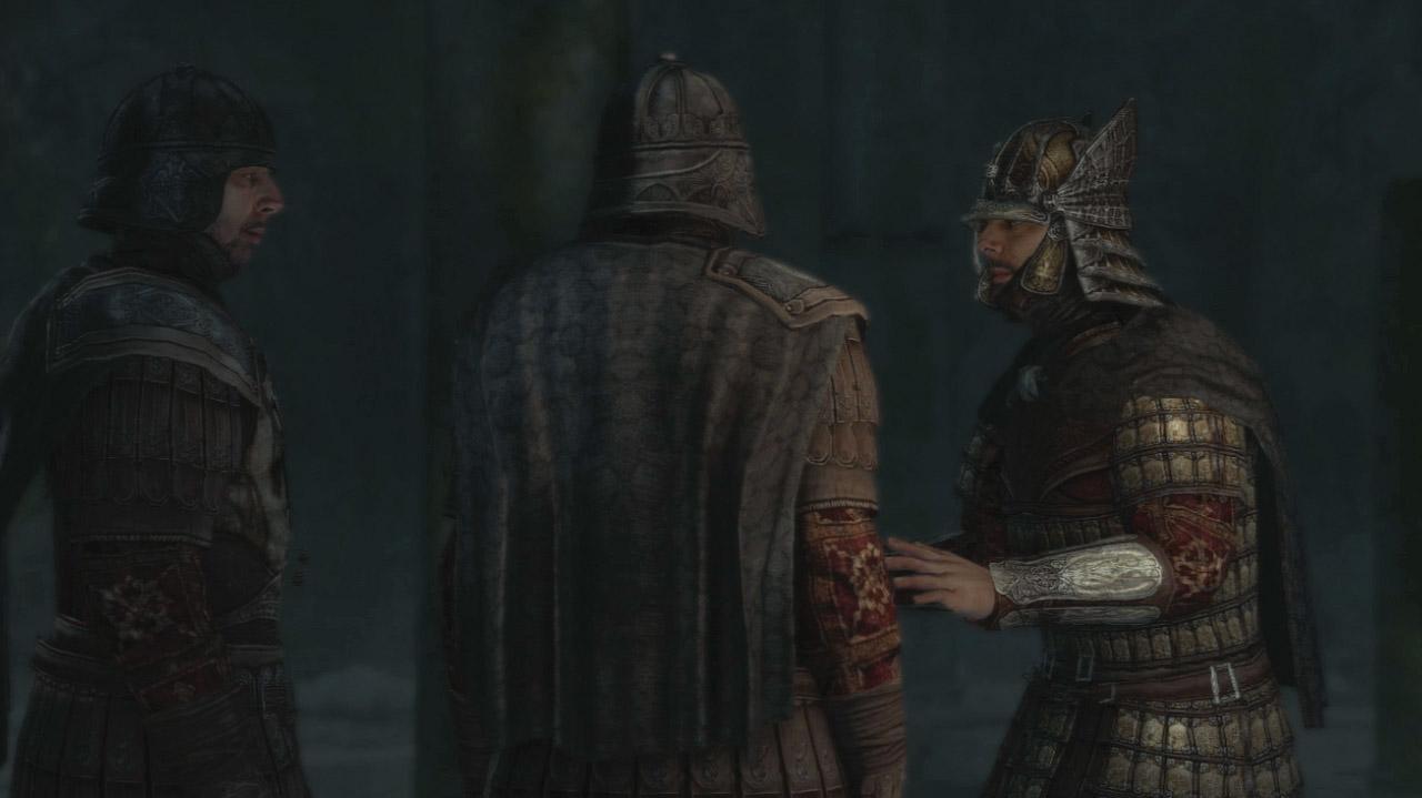 Assassin's Creed Revelations - First Masyaf Key - Gameplay