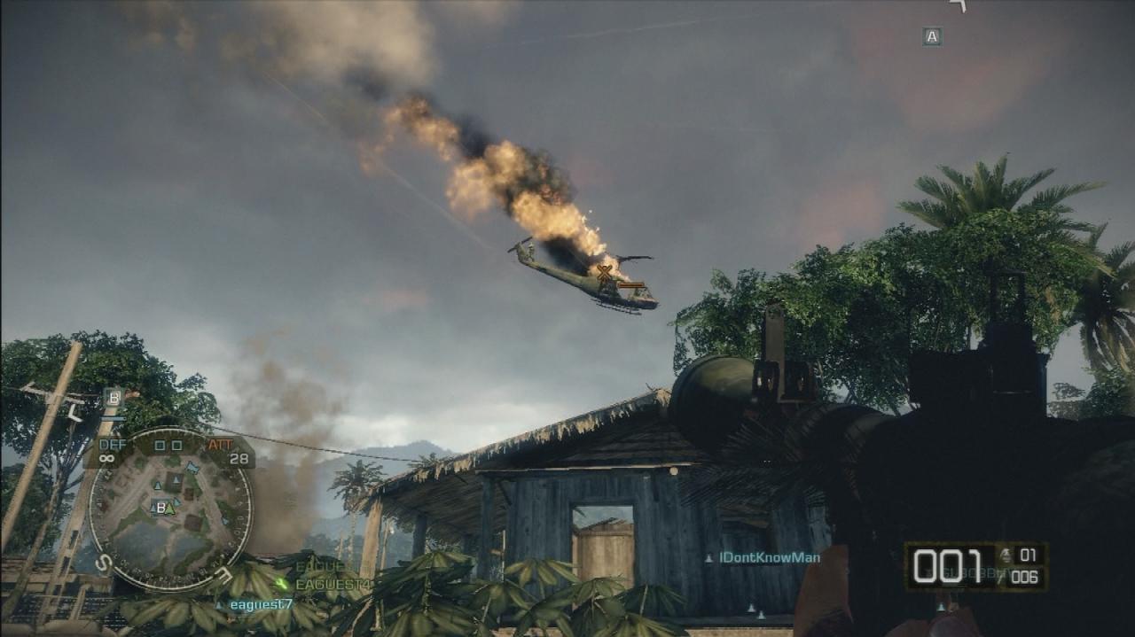 Battlefield Bad Company 2 - Vietnam DLC Preview