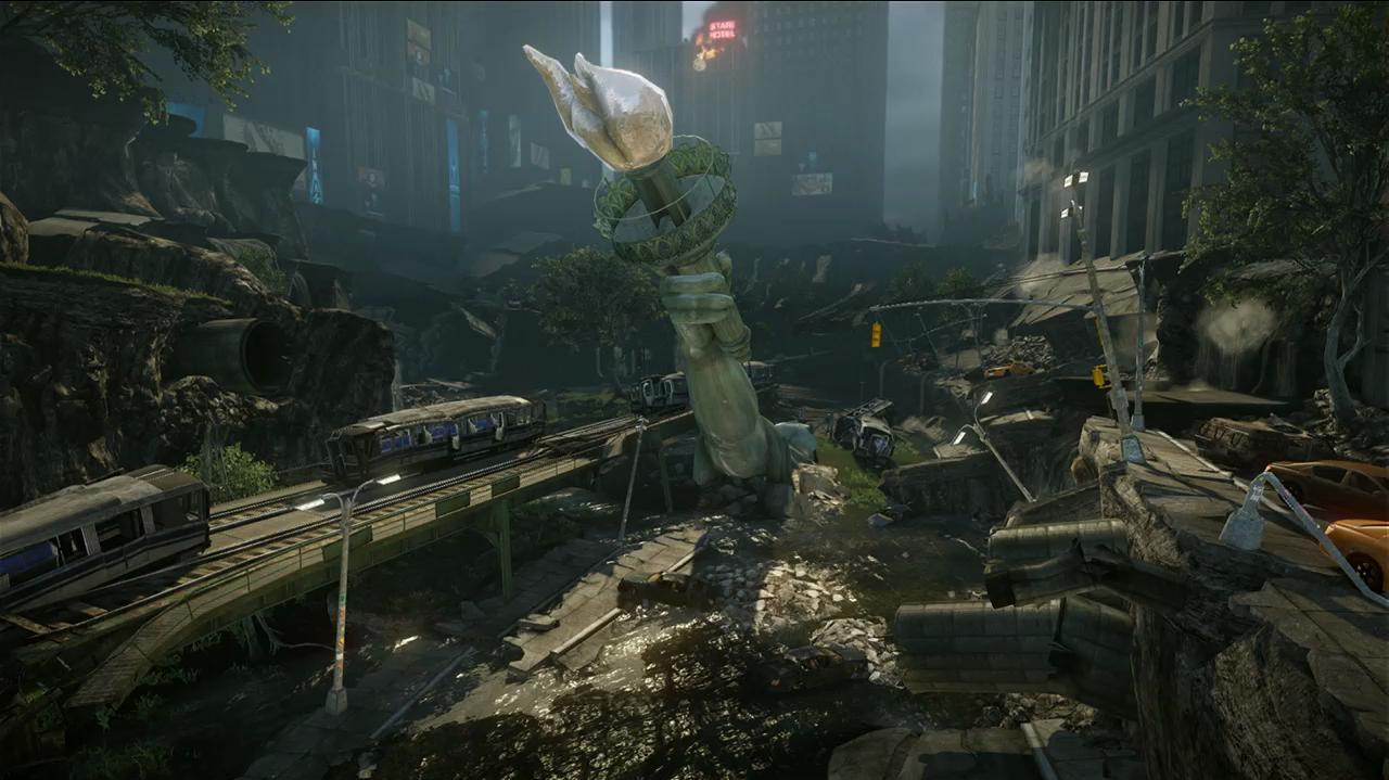 Crysis 2 - Retaliation DLC Trailer