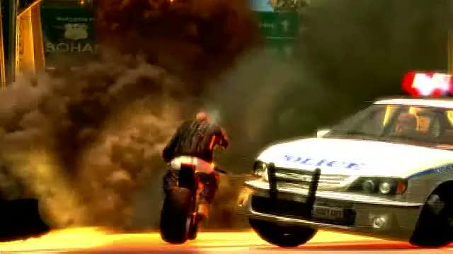 Grand Theft Auto IV The Lost and Damned Xbox Live Trailer - Malc