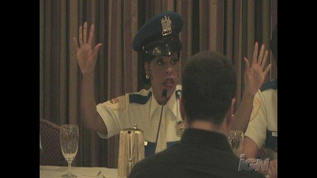 Reno 911! Miami Movie Video - PRESS CONFERENCE RENO 911! MIAMI