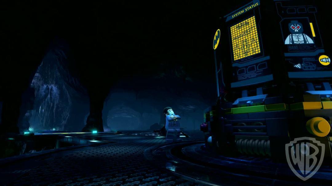 LEGO Batman Clip - Batcave