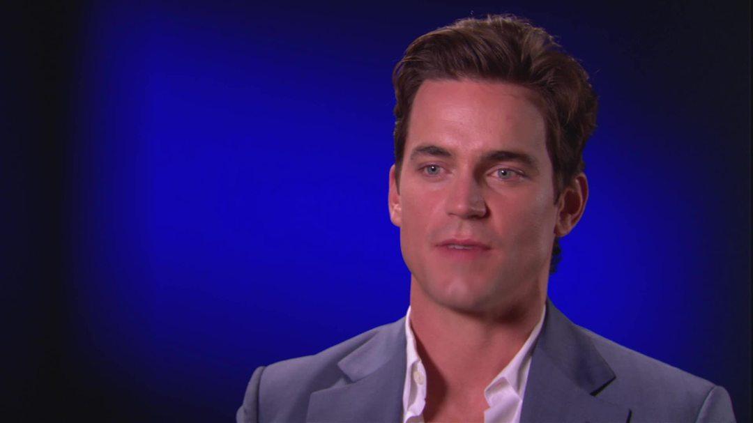 Superman Unbound - Matt Bomer Interview Clip 2