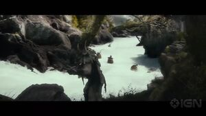 The Hobbit The Desolation of Smaug Clip - Barrel Scene Motion Capture