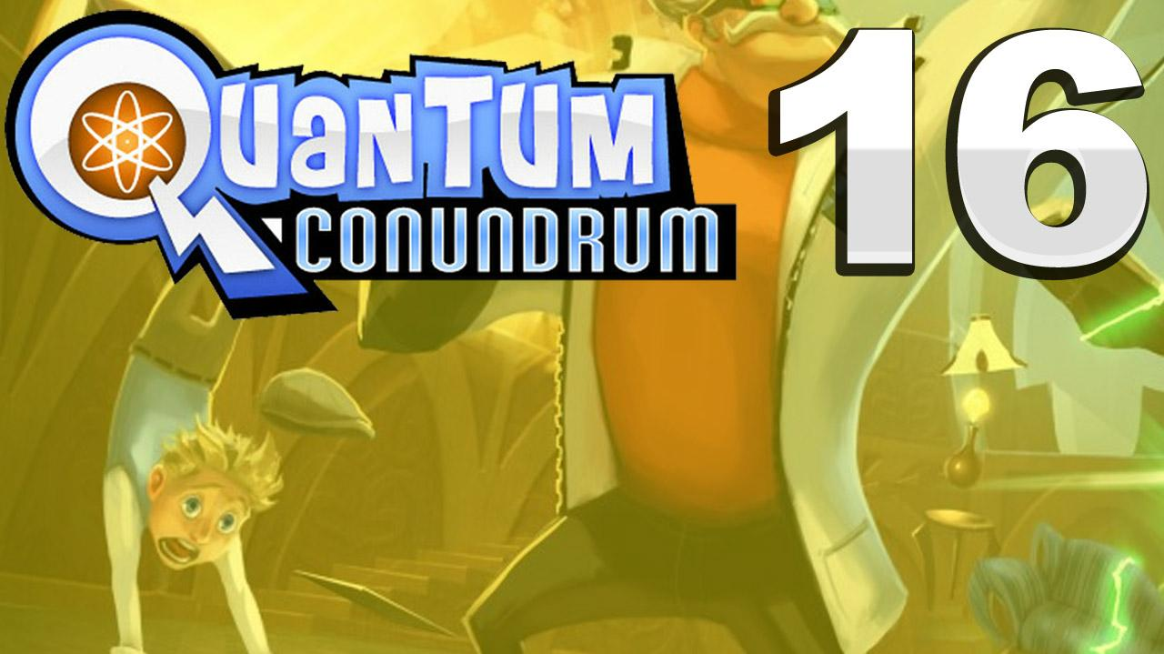 Quantum Conundrum Our Safes Will Blot Out The Sun Gameplay Walkthrough (Part 16 51)