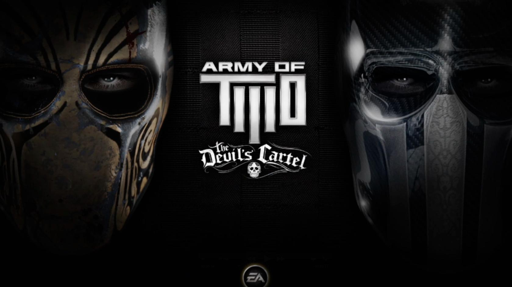News Army of Two The Devils Cartel Announced