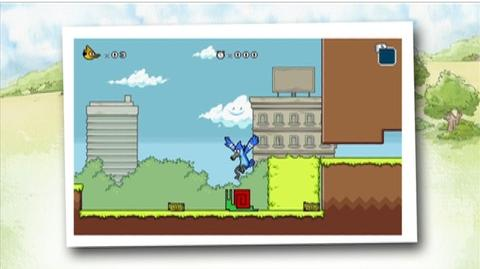 Regular Show Mordecai and Rigby In 8-Bit Land - Comic-Con trailer
