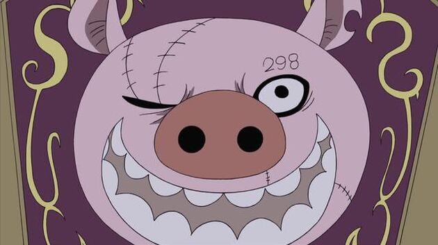 File One Piece - Episode 345 - A Bunch of Animals? Perona's Wonder Garden