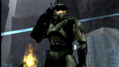 Halo Combat Evolved (VG) (2002) - Xbox, Mac, PC