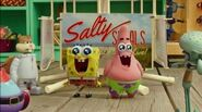 The Spongebob Movie Sponge Out Of Water Cotton Candy