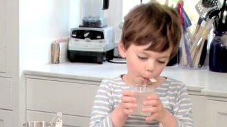 How to make kiddie cocktails