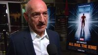 One-Shot All Hail the King - Ben Kingsley Interview