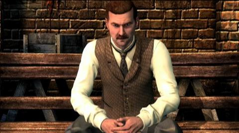 The Testament Of Sherlock Holmes (VG) (2012) - E3 2012 trailer