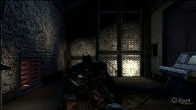Batman Arkham Asylum Video - E3 2009 Batman Arkham Asylum Demo Part 3