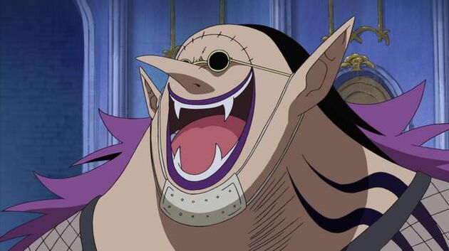"File One Piece - Episode 350 - The Warrior Known As the ""Devil""!! The Moment of Oars' Revival"