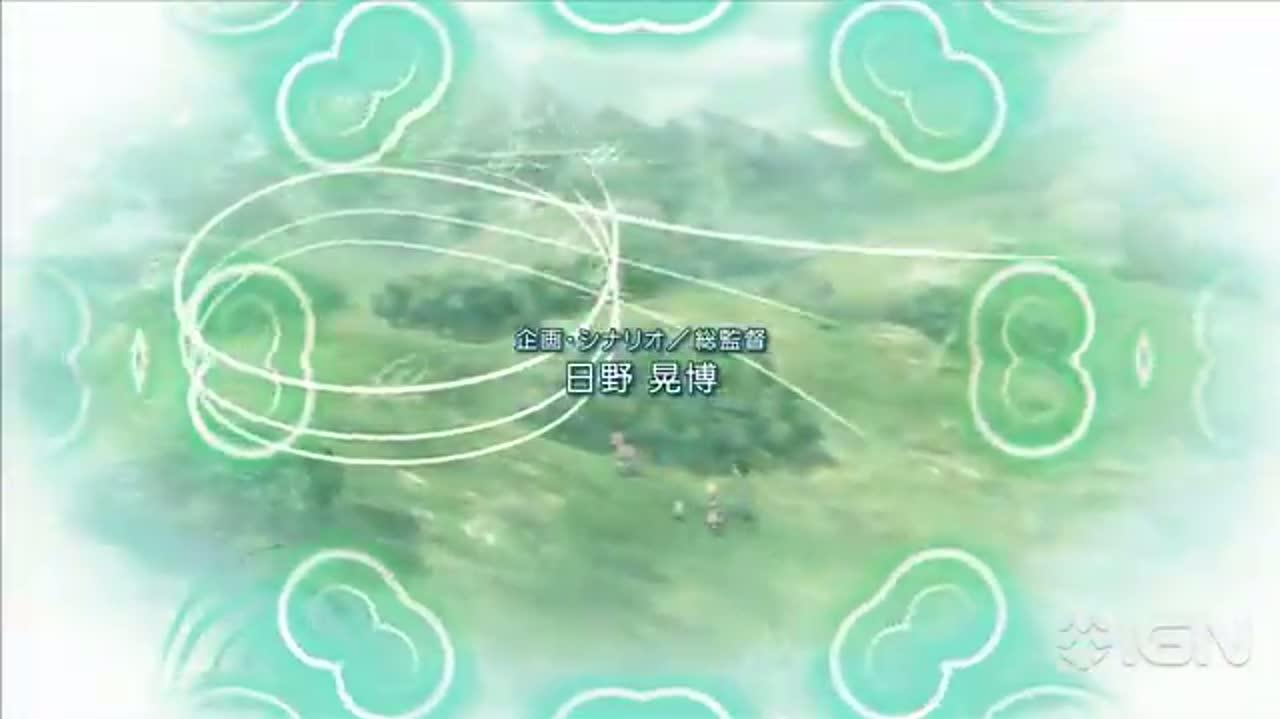 Ni No Kuni Opening Sequence