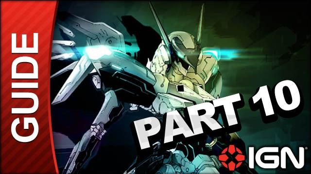 Zone of the Enders HD Walkthrough - Part 10