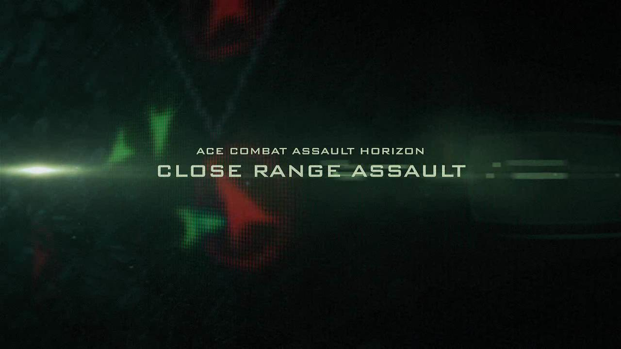Ace Combat Assault Horizon Trailer
