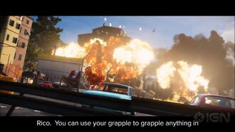 Just Cause 3 Dev Diary Who is Rico?