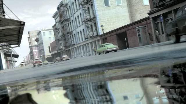 Mafia II PC Games Video - First Footage
