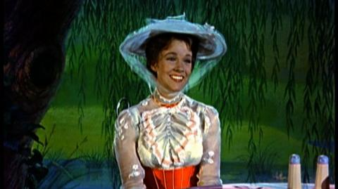 Mary Poppins 45th Anniversary Edition (1964) - Clip Penguin dance