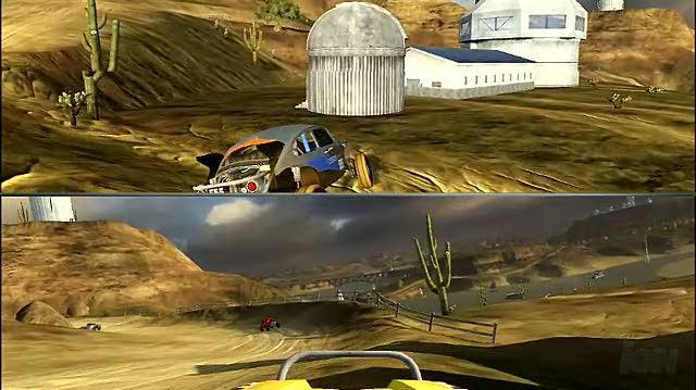 Baja Edge of Control Xbox 360 Trailer - Multiplayer
